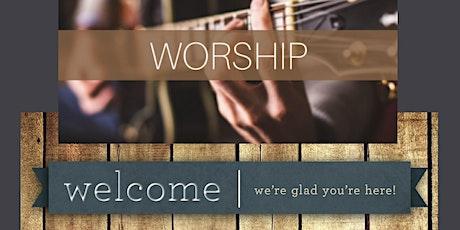 August 16, 2020  Sunday Service  9:00 AM tickets