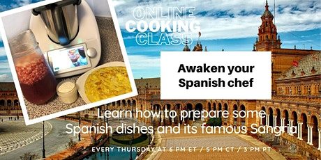 Cooking Class - Experience Spain tickets