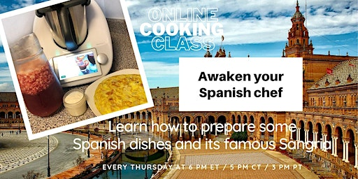 Cooking Class: Experience Spain