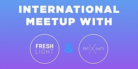 International Meetup tickets