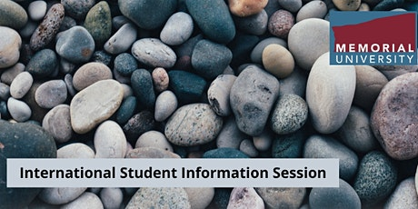 International Student Information Session - MUN (Outside of Canada) tickets