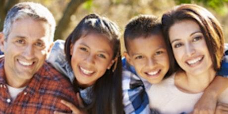 Grupo de Apoyo para Familias de PHP en Gilroy - en línea tickets