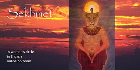 Sekhmet - Goddess Isis Sacred Circle tickets