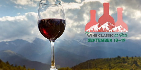 2020 Wine Classic at Vail tickets