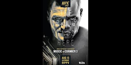 UFC 252: Miocic vs Daniel Cormier III tickets