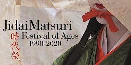JIDAI MATSURI 1990-2020 biglietti