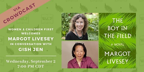 Virtual Author Conversation: Margot Livesey & Gish Jen tickets