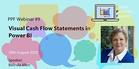 PPF Webinar #9- Visual Cash Flow Statements in Power BI tickets