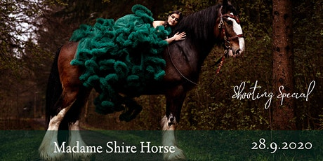 """Shooting Special  """"Madame Shire Horse"""" Tickets"""