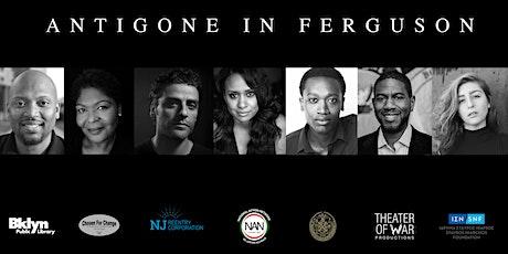 Antigone in Ferguson biglietti