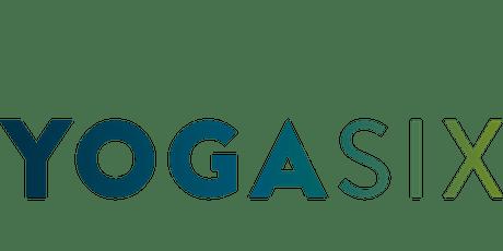 Yoga Six Ballantyne Outdoor Class - August 8 9:00am tickets