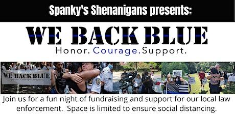 Spanky's Shenanigans presents We Back Blue tickets