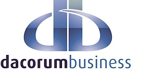 Dacorum Business Breakfast-Small Biz Accounting-August 2020 tickets