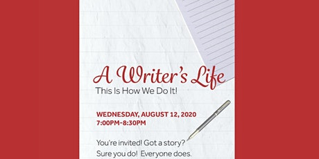A Writer's Life: From Concept to Publication Hosted By Michelle Spady ingressos