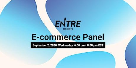 E-commerce Panel biglietti