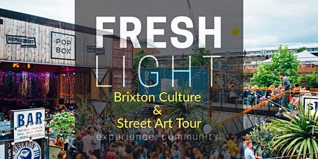 Brixton Culture & Street Art Tour tickets