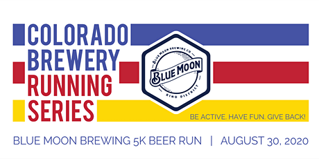 Beer Run - Blue Moon Brewing 5k | Colorado Brewery Running Series tickets