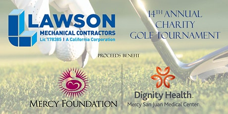Lawson's 14th Annual Charity Golf Tournament tickets