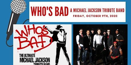 Who's Bad - A Michael Jackson Tribute Band tickets