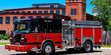 Engine 2 - Mechanics Fire Co. 'Drive thru' Clamboil tickets