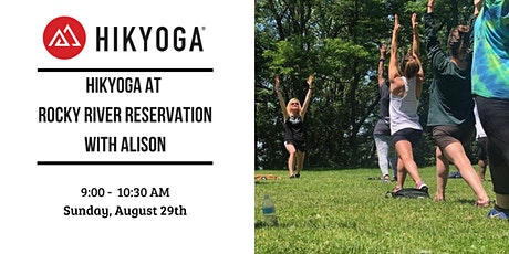 Hikyoga at Rocky River Reservation with Alison tickets