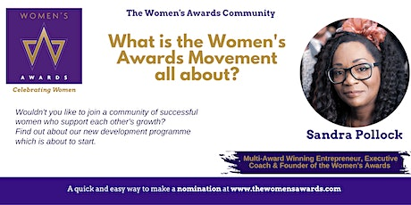 The Women's Awards Community tickets