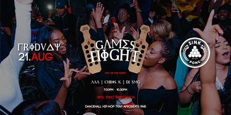 Frat Hovse : Games Night (Session 7pm - 10:30pm) tickets