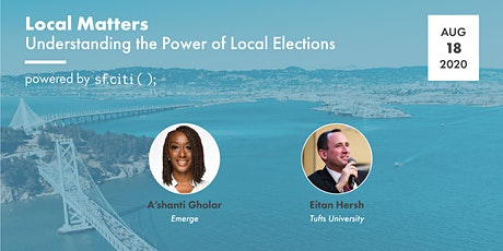 Local Matters: Understanding the Power of Local Elections tickets