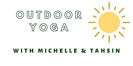 Outdoor Yoga at Penn Treaty Park tickets