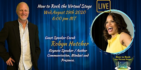 How To Rock The Virtual Stage Show Live tickets