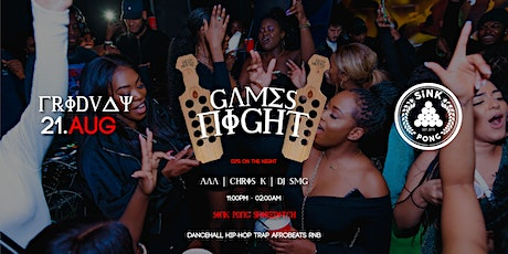 Frat Hovse : Games Night (Session 11pm - 2am) tickets
