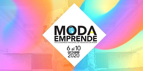Moda Emprende 4to Congreso de Negocios de Moda tickets