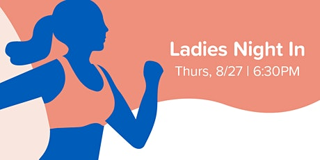 Ladies Night In: A Virtual Run Bra Event with Brooks Running tickets