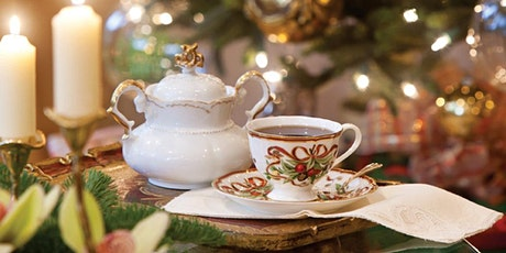 Mode Hospitality Inc./ Drummond Manor present Victorian Christmas Tea