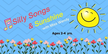 Silly Songs and Sunshine with Miss Wendy tickets