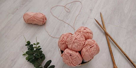 Working with Yarn: Knit & Crochet Class tickets