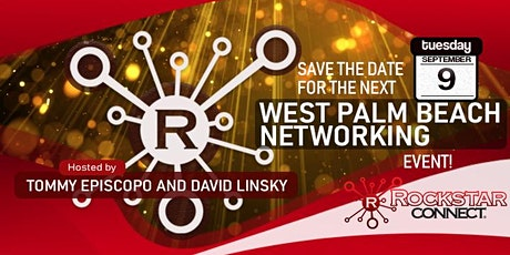 Free West Palm Beach Rockstar Connect Networking Event (September, Florida) tickets