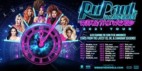 RuPaul's Drag Race Werq The World Meet & Greet (Lisbon) tickets
