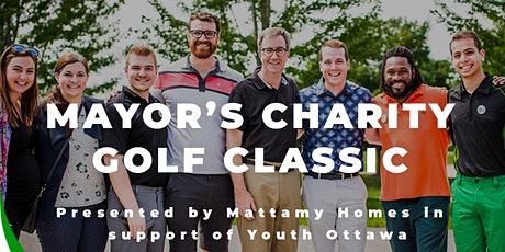 20th Annual Mayor's Charity Golf Classic tickets