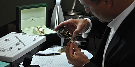 Harrington's Jewellery & Antiques Buying &  Valuations -By Appointment only tickets