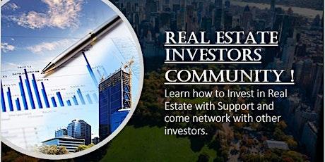 San Antonio - Learn Real Estate Investing tickets