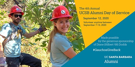 4th Annual UCSB Alumni Day of Service tickets