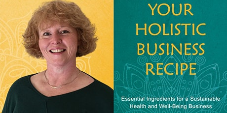 Your Holistic Business Recipe: Online Book Launch with Helen Harding tickets