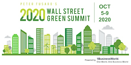 Cleaner Sustainable Technology for Climate Solutions   2020 WSGS tickets