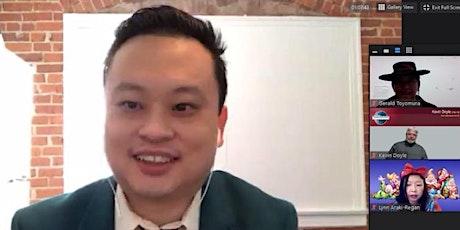 Hawaii Speakers Bureau Toastmasters  host motivational speaker William Hung tickets