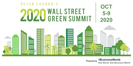Green & Sustainable Finance: Focus on Renewable Resource | 2020 WSGS tickets