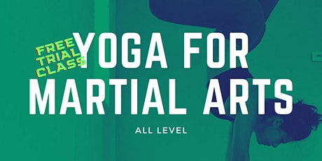 Yoga For Martial Arts Trial Class at Fenriz Gym Tickets