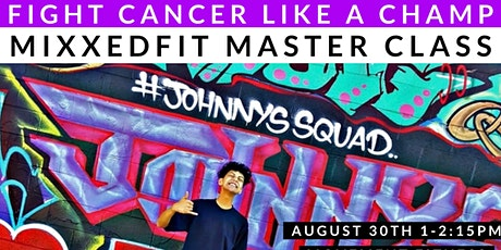 Fight Cancer Like a Champ - MixxedFit Master Class tickets