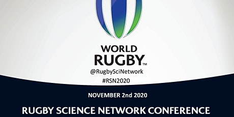 Rugby Science Network RSN live 2020 tickets