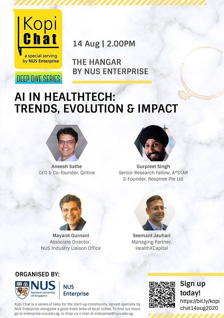 Kopi Chat Deep Dive - AI in HealthTech: Trends, Evolution & Impact image